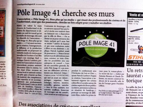 2020-10-30 Le Petit Solognot