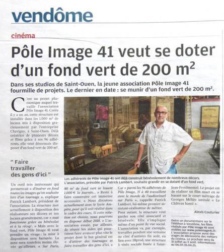 Le Petit Vendomois – Juillet / Août 2017 – n°339
